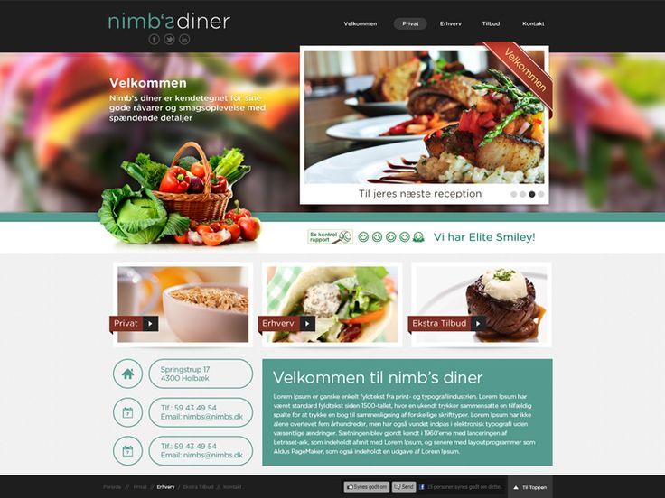 Best Restaurant Website Design Ideas Photos - Interior Design ...