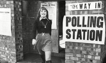 General Election: 10 Photos Of Women At Polling Stations That'll Convince You To Use Your Vote | HuffPost UK