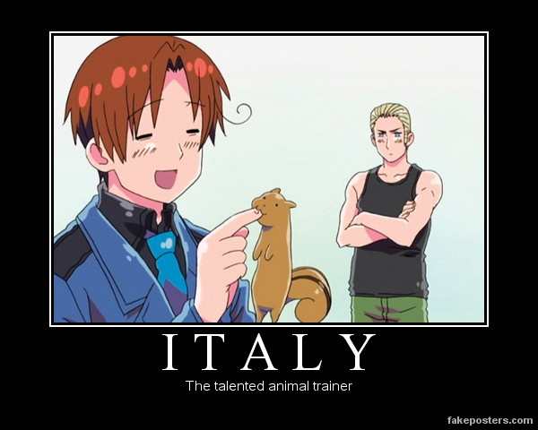 Moniga Italy  city photos gallery : anime #italy #germany #cat: Anime Manga, Anime Italy, Hetalia Italy ...