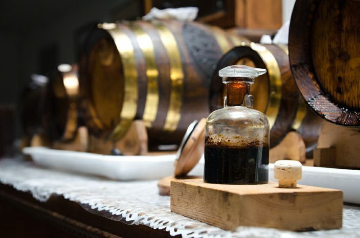 Modena's balsamic vinegar