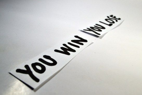 Los diez tips de apuestas más importantes para todos: Perder apuestas sucede