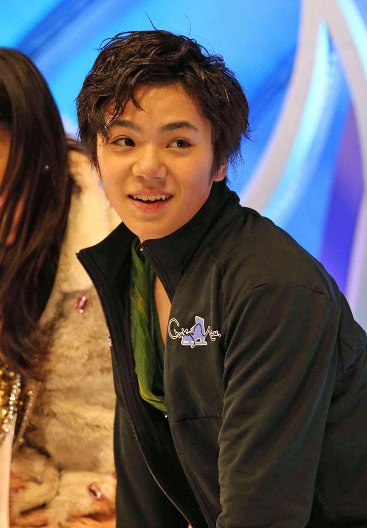 宇野「攻めて」2位 3月の世界選手権切符確実に - フィギュア : 日刊スポーツ
