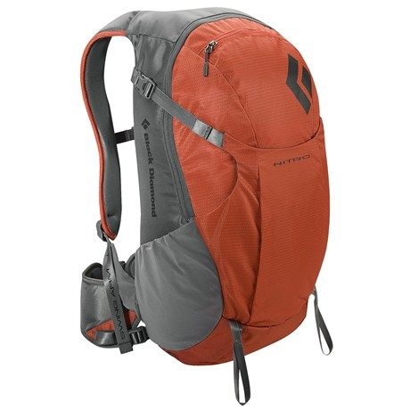Black Diamond Equipment Nitro Backpack - Internal Frame in Red Clay
