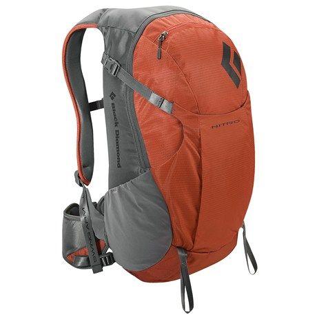 Black Diamond Equipment Nitro Backpack - Internal Frame in Red Clay