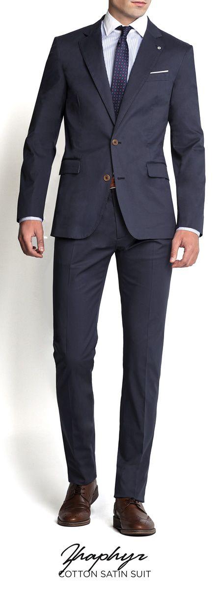 NUEVOS SASTRES Revisión del traje masculino