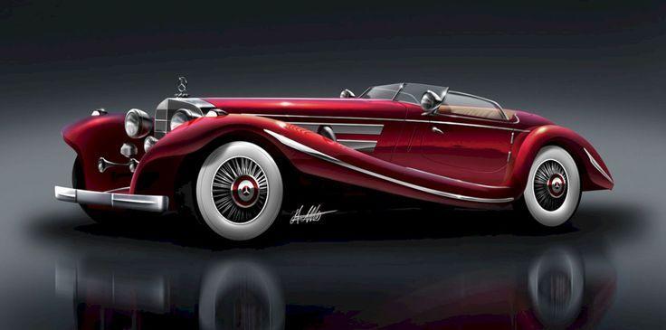 Herrliche klassische Sportwagen-Designs www.designlisticl … – #designlisticl #…