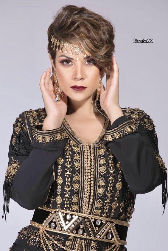 Caftan 2018 Robes Marocaines A Vendre En Ligne   Caftan Marocain Paris :  Boutique Vente Caftan