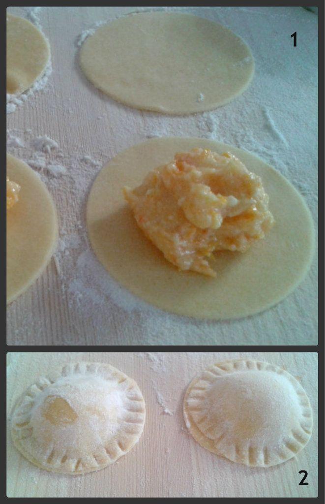 Tortelli di zucca | Cinque quarti d'arancia