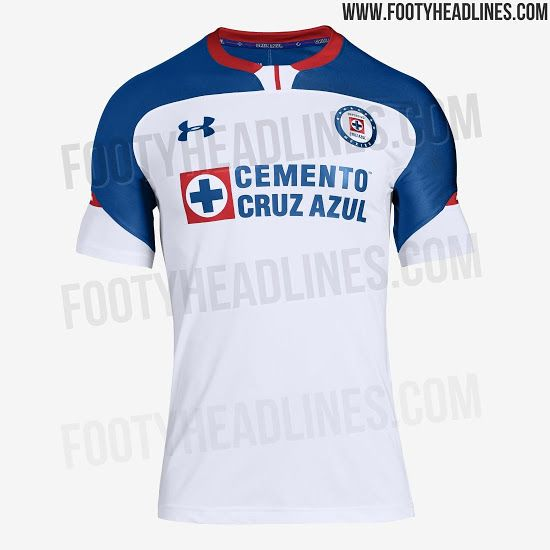 19d284251b6 Cruz Azul 18-19 Home, Away & Third Kits Leaked - Footy Headlines ...