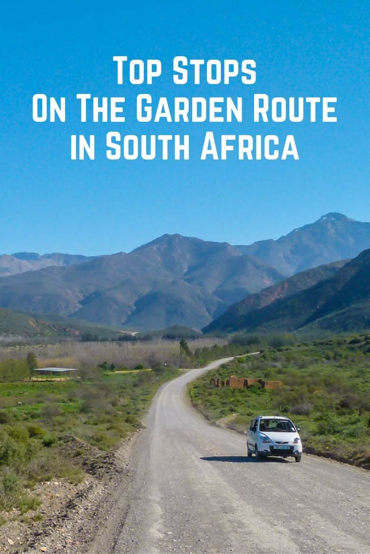 Top Stops On The Garden Route in South Africa