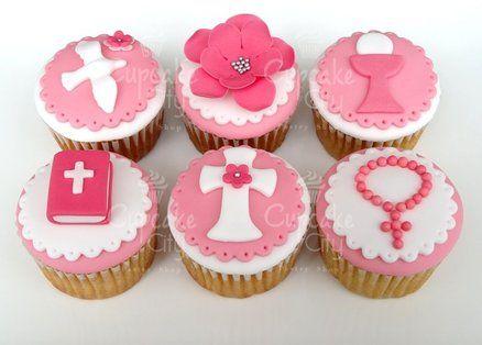 Cupcakes primera comunión                                                                                                                                                      Más