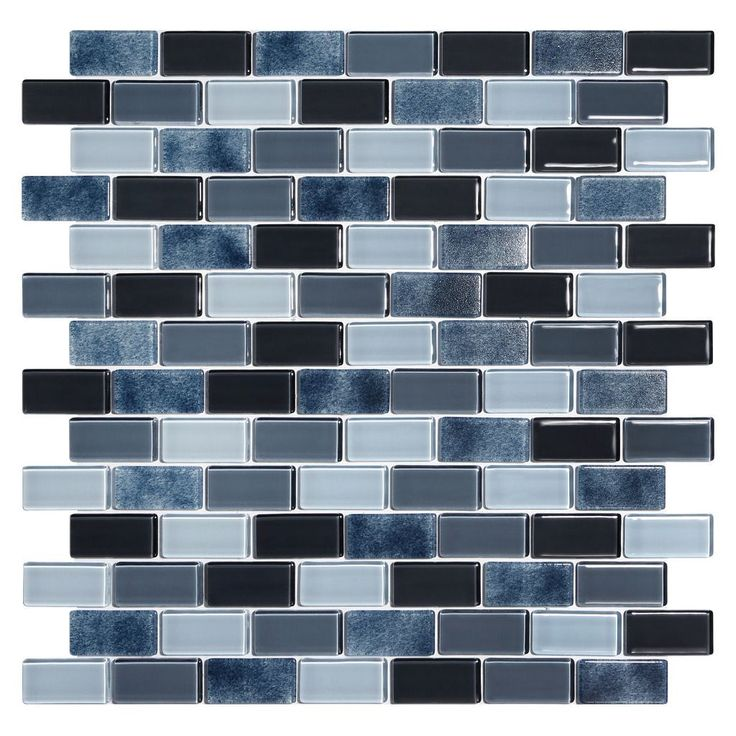 Tides /Grey Mosaic Tiles