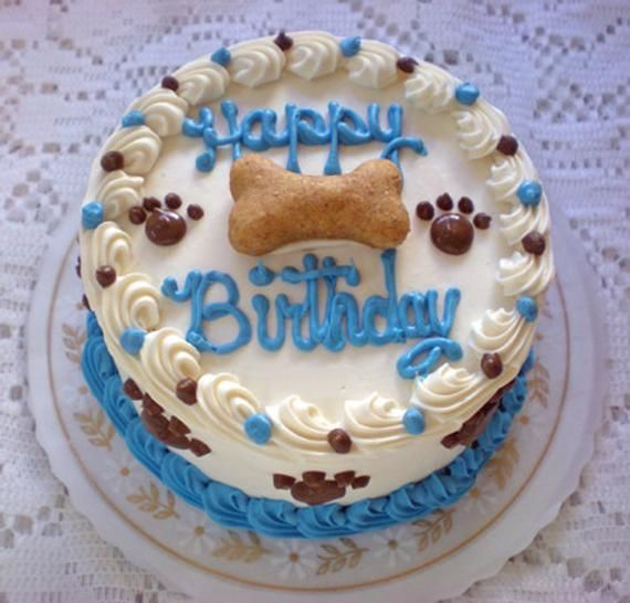Swell Dog Cake 4 Happy Birthday Puppy Cake Serves About 4 Puppy Funny Birthday Cards Online Sheoxdamsfinfo