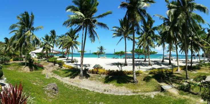 Aglicay Beach Resort, Tablas Island, Romblon, Philippines