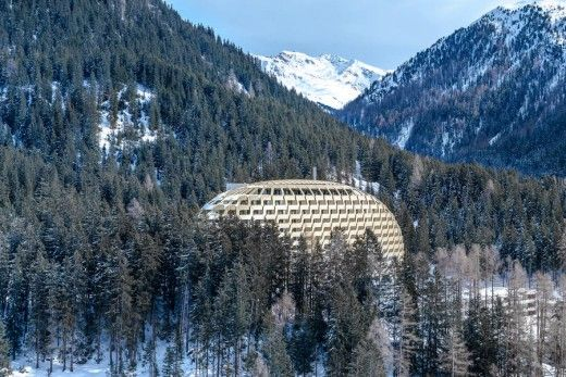InterContinental Davos Hotel 2