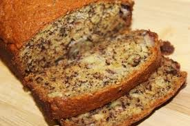 Easy Banana and Walnut Bread recipe for breadmakers