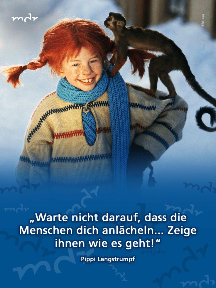 Zitat Pippi Langstrumpf