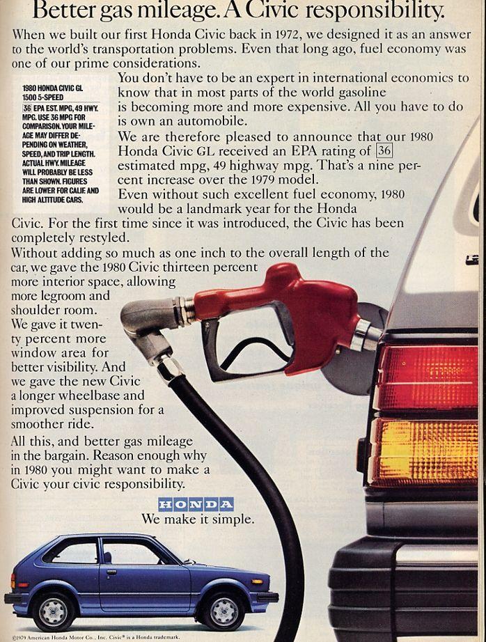 fuel economy of a honda pilot