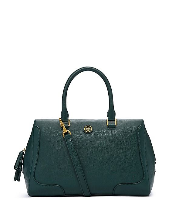Tory Burch Frances Soft Satchel