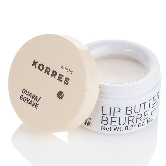 Natural GUAVA LIP BUTTER  full size 6gr by LeFuCycliste on Etsy