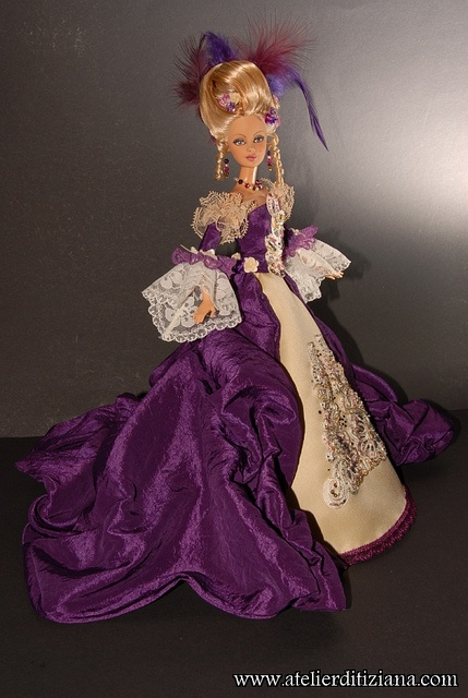 history of the barbie doll On this day in 1959, the first barbie doll goes on display at the american toy fair in new york city eleven inches tall, with a waterfall of blond hair, barbie was the first mass-produced toy doll in the united states with adult features.