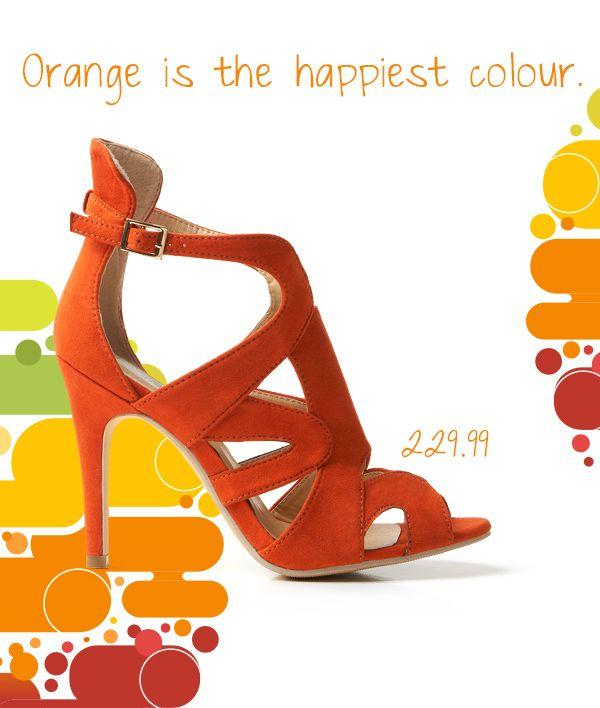 Orange is the happiest colour! #Orange