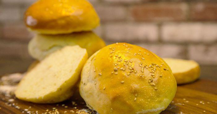 Pains à burger ou «buns» extra moelleux