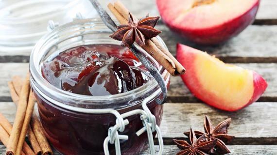Варенье из яблок и слив, пошаговый рецепт с фото