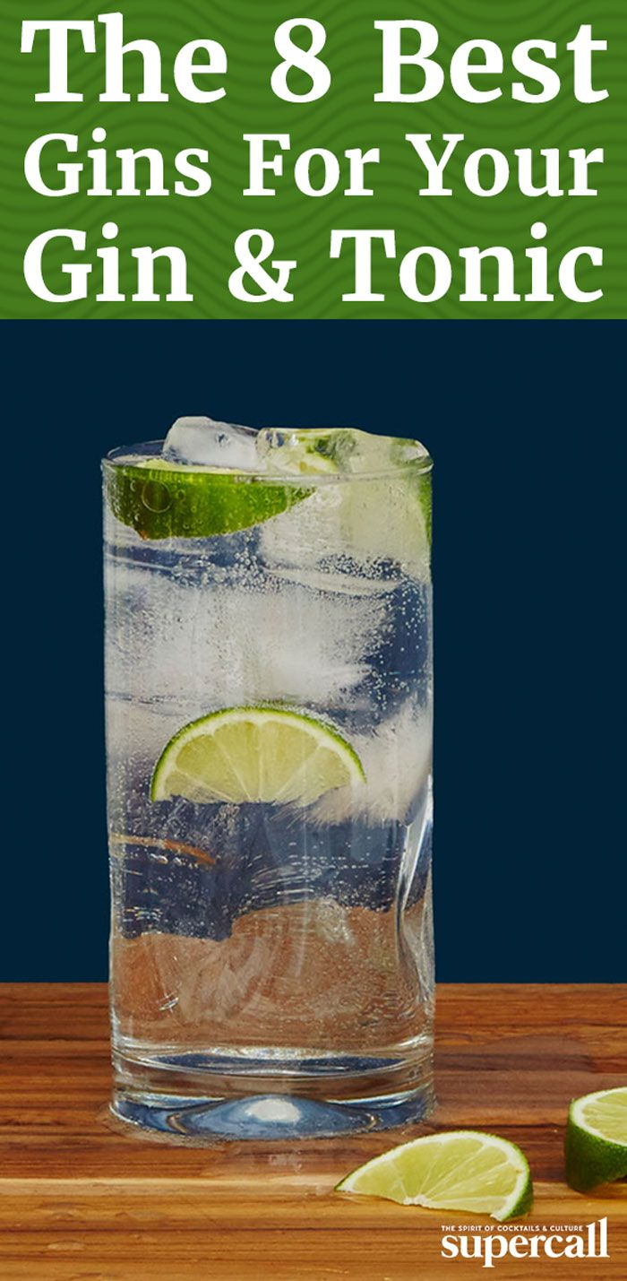 Right now, there are more high quality gins available than ever. Buy one today, and mix up a worry-free, hassle-free G&T later. Here, the best gins for your next Gin and Tonic.
