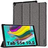 EasyAcc Hülle für Samsung Galaxy Tab S5e T720/ T725 10.5 – Ultra Dünn mit Sta…