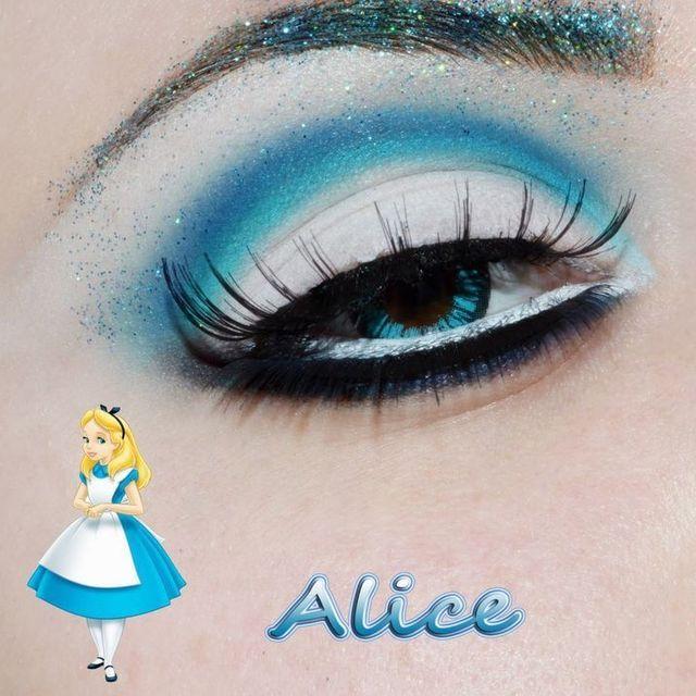 Best 25+ Disney eye makeup ideas on Pinterest | Disney makeup ...