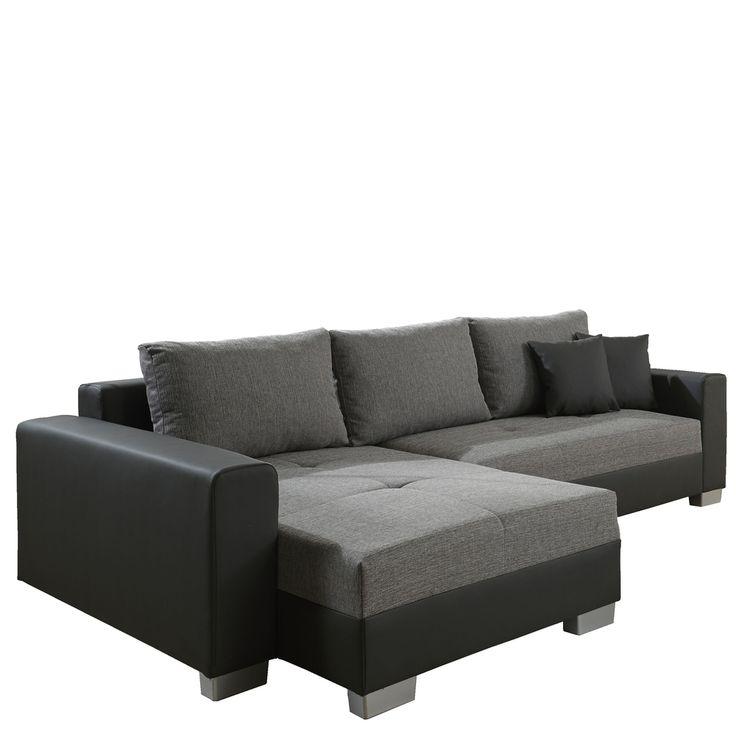 Longchair Sofa Largo Schlafsofa Schwarz Grau Jetzt Bestellen Unter Moebelladendirektde Wohnzimmer Sofas Schlafsofas Uideeb99b55 0ea0 5c3a