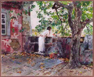 SOMETHING: ROQUE GAMEIRO (1864-1935)