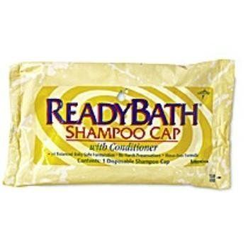 ReadyBath No Rinse Shampoo Caps, Scented, Case of of 30 by Medline -- Click image for more details. #haircare