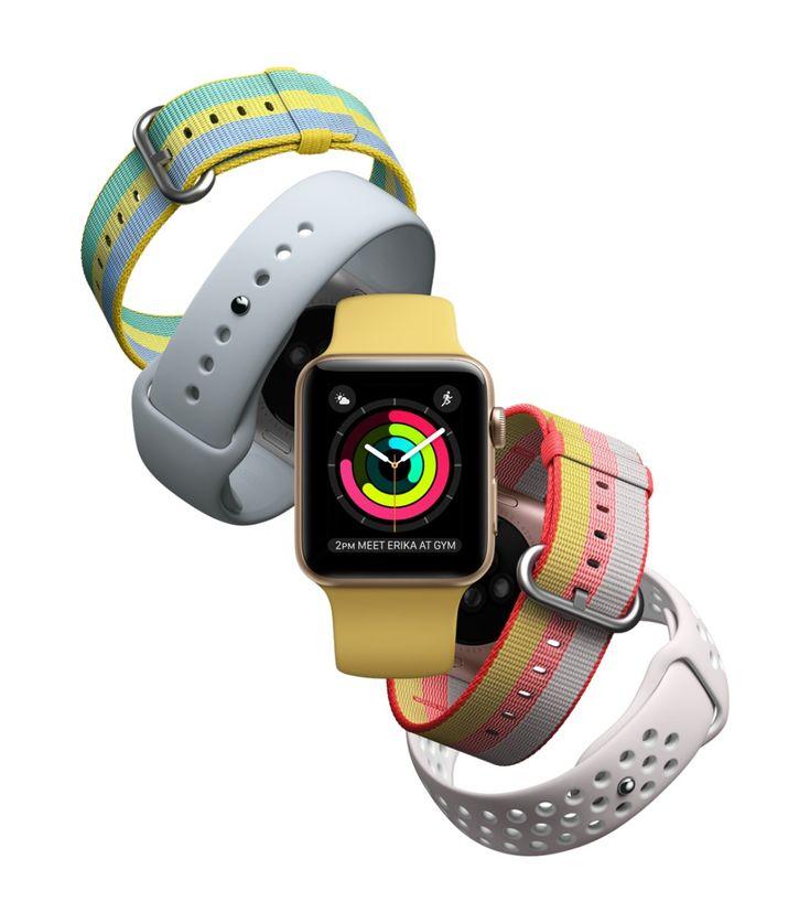 Apple Watch: WatchOS 4, die nunmehr vierte Generation des Betriebssystems