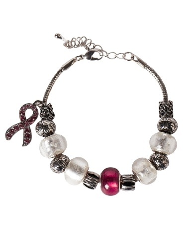 Breast cancer bracelet canada