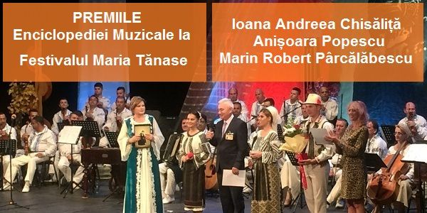 Premiantii Enciclopediei Muzicale la [...]
