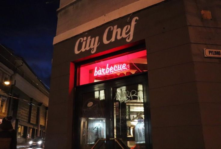 Restaurants in Vilnius - New eateries open as frequently as new season comes to Lithuania. Have you been to City Chef yet?
