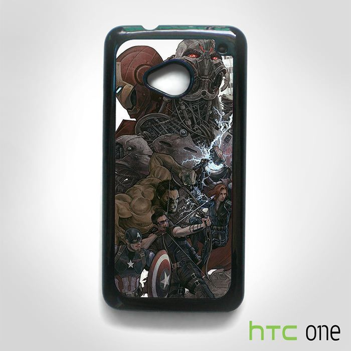 Age of Ultron Avenger 2 for HTC M7/M8/M9 phonecases