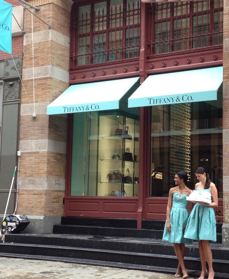 Tiffany napellenző, persze a lányok is kellenek hozzá :)