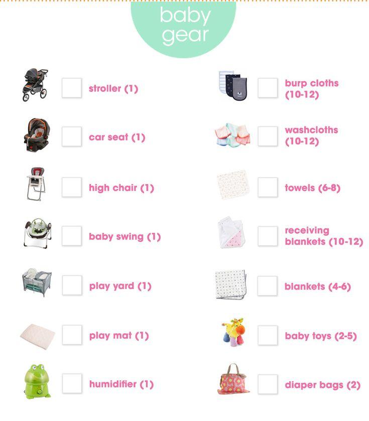 As 25 melhores ideias de Newborn clothes checklist no Pinterest - newborn checklist