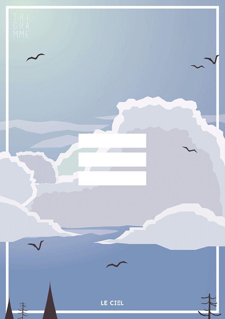 Trigramme - Le Ciel