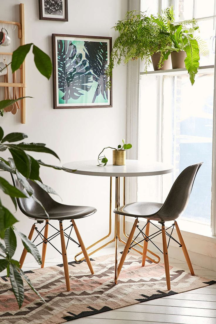 Modern cafe chairs and tables - Assembly Home Modern Bistro Table Could Be Cute For Patio