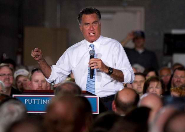Mitt Romney tours Texas, expects $5 million from Houston fundraiser alone.: Tours Texas