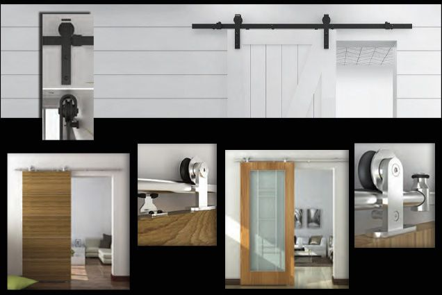Trying to give your #home some extra shine? We recommend updating your #doors' old #hardware for a new, modern look. https://goo.gl/SevaJq