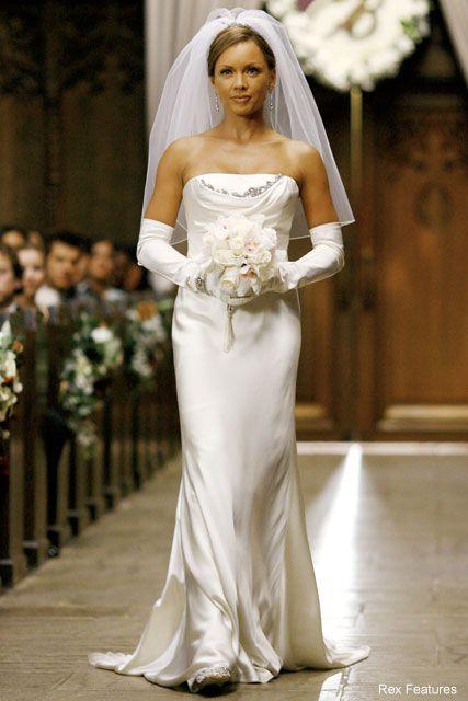 23 Celebrity Wedding Dresses You've Probably Never Seen ...