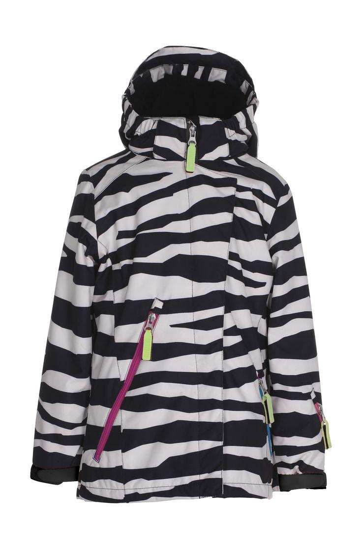 www.aatio.fi, Aati O, lastenvaatteet, Molo Kids, Pearson jacket Zebra