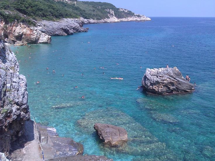 Milopotamos beach, Pilio