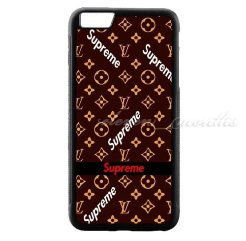 New-Brown-Supreme-Inspired-for-iPhone-8-8-7-7-6-6-6s-6s-Hard-Plastic-Case
