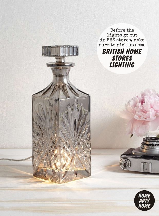 Before Bhs Lights Go Out Grab British Home S Lighting And